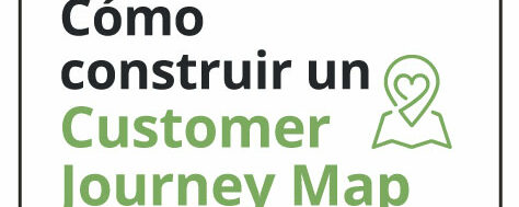 Infografía «Cómo construir un Customer Journey Map»